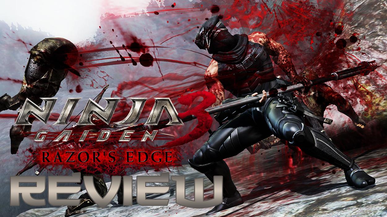 Ninja Gaiden 3 Razor S Edge Review Charge Attack